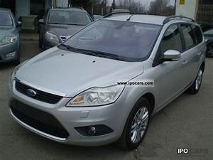 2009 Ford Focus Turnier 2 0 Tdci Ghia