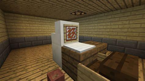 Minecraft Möbel Ideen  Badezimmer, Schlafzimmer, Sessel