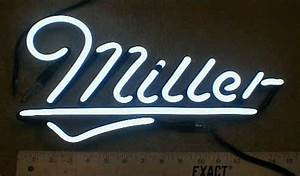 Michelob neon beer sign tubes & parts