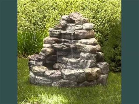 Water Fountains For Small Backyards by Backyard Water Collection Fountains Outdoor