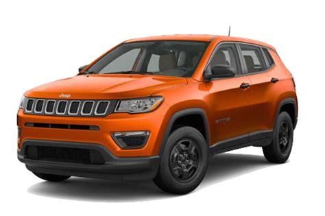 2019 Jeep Compass Sport Vs Latitude Vs Altitude Vs Limited