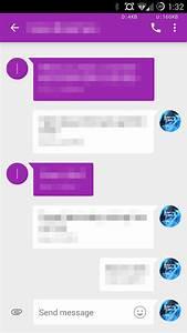 Google Messenger Update Brings Custom Conversation Colors ...