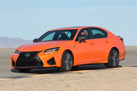 gsf lexus orange 2016 lexus gs f first test review motor trend