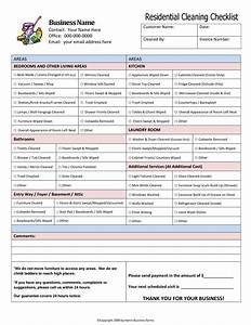 9 best images of maid service checklist printable house With maid checklist template