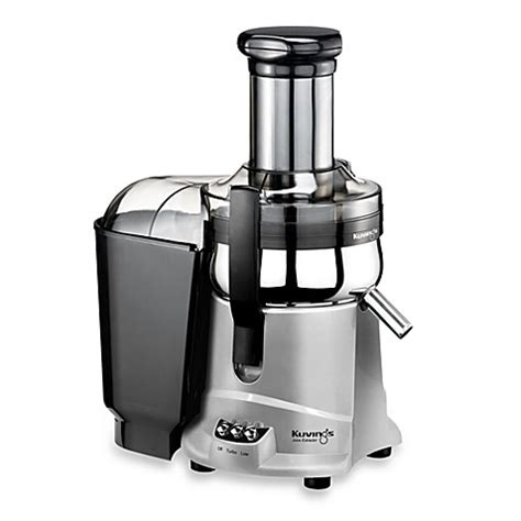 Bed Bath Beyond Juicer by Kuvings 174 Centrifugal Juicer In Silver Pearl Bed Bath