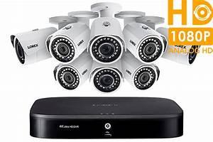 Lorex 1080p Camera System With 8