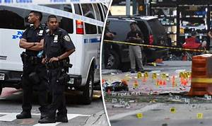 New York explosion CELEBRATED by ISIS as Donald Trump vows ...