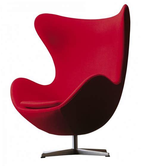 luminaires pour chambre fauteuil oeuf design arne jacobsen pour fritz hansen la
