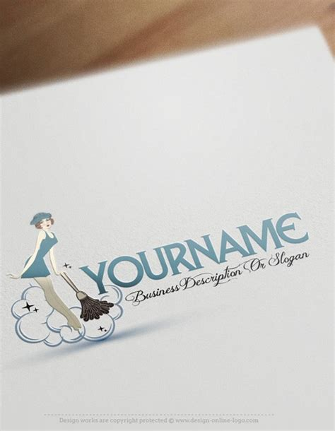 exclusive design cleaning company logos  business card