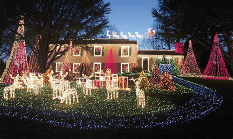 howard county light displays from years past