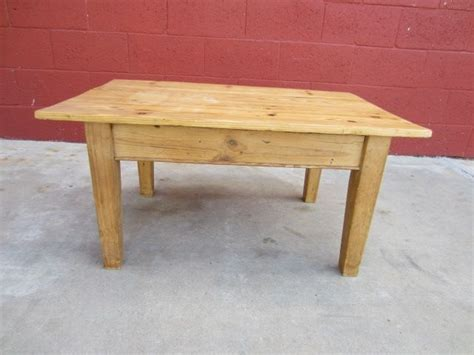 Ideas Of Antique Pine Coffee Tables