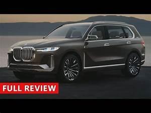 Bmw X7 2018 : 2018 bmw x7 review luxury suv redefined youtube ~ Melissatoandfro.com Idées de Décoration