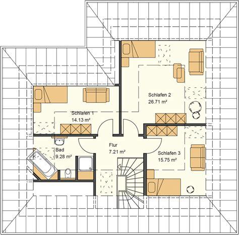 Bungalow Mit Dachgeschoss by Lebensk 220 Nstler Bungalow 170 Qm