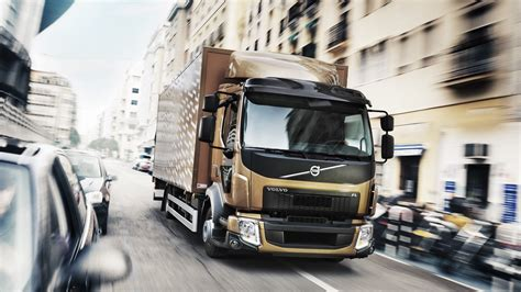 volvo truck fl the volvo fl is perfectly suited for urban transport