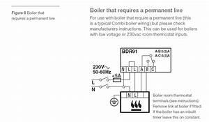 Bdr91 Wiring On A Biasi Boiler