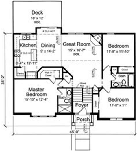 split level house plans split level house plan sd house plans pinterest split