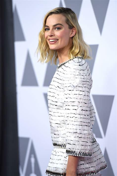 Margot Robbie Oscars Nominees Luncheon 2018 In Beverly Hills