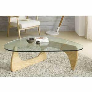 Table Basse Verre Bois : table de basse verre bois tables basses comparer les prix sur ~ Teatrodelosmanantiales.com Idées de Décoration