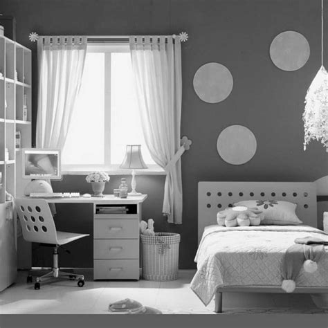 Contemporary Teenage Girl Bedroom Ideas Pictures And