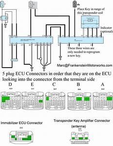 2gr-fe Immobilizer Ecu Wiring Help