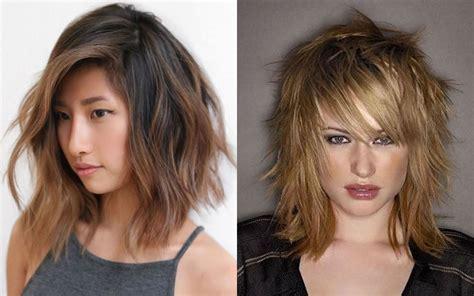 44 Smart Shoulder Length Hairstyles 2018 & Medium Curly