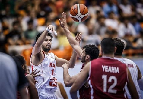 iran beats ukraine  atlas basketball challenge sports