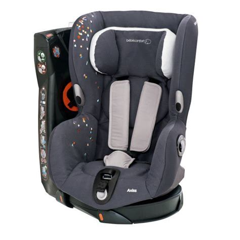 siege groupe 3 isofix siège auto axiss confetti groupe 1 achat vente siège