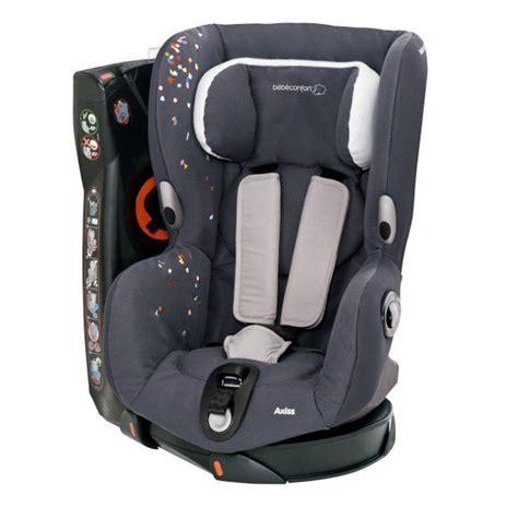 si鑒e auto bebe confort axiss bébé confort 86085310 siège auto groupe 1 9 18 kg axiss confetti