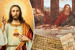 Family of Jesus around TODAY? Shock claims the Da Vinci ...