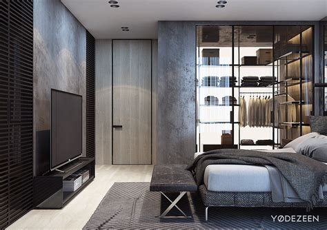 Master On Suite Inspiration by Fortress Turned Family Home