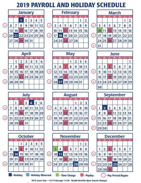weekly payroll calendar payroll calendars