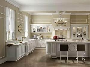 Cuisine Style Ancien : la cuisine style campagne d cors chaleureux vintage ~ Teatrodelosmanantiales.com Idées de Décoration
