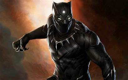 Panther Super Hero 4k Wallpapers Marvel Wall