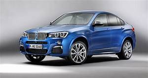 BMW X4 M40i images and details leaked  Photos (1 of 4)
