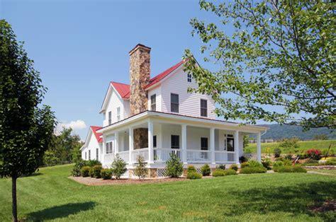 afton virginia farmhouse farmhouse exterior richmond