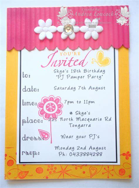birthday invitation card : Happy birthday invitation cards