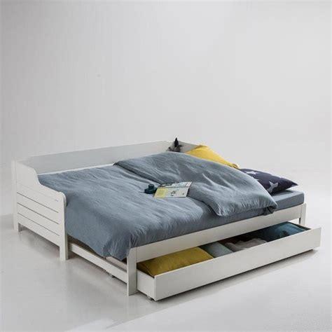 canapé lit la redoute canapé lit gigogne la redoute maison et mobilier d 39 intérieur