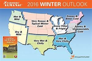 Farmers' Almanac Winter Weather Forecast 2015-2016 ...