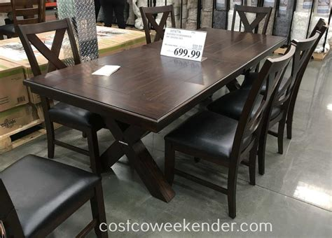 Costco Kitchen Furniture by Picture Of Costco Patio Dining Sets Unique Tables Teak