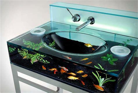 meuble lavabo cuisine la décoration avec un meuble aquarium archzine fr
