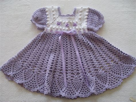 crochet baby dress crochet pattern for baby girl dress pdf by thepatternparadise