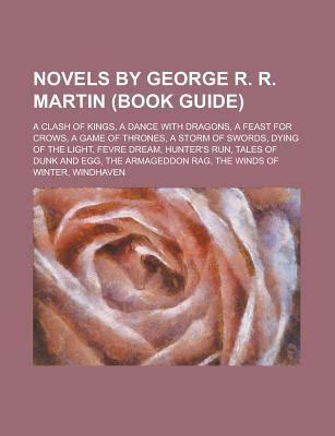 novels  george   martin  storm  swords  game