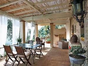 Come Arredare La Veranda In Stile Provenzale  Con Immagini