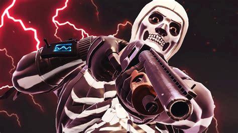 Fortnite Battle Royale Skull Trooper Version 2
