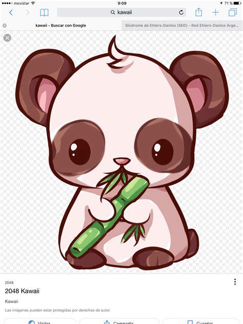 tierno dibujos kawaii en  dibujos de pandas kawaii
