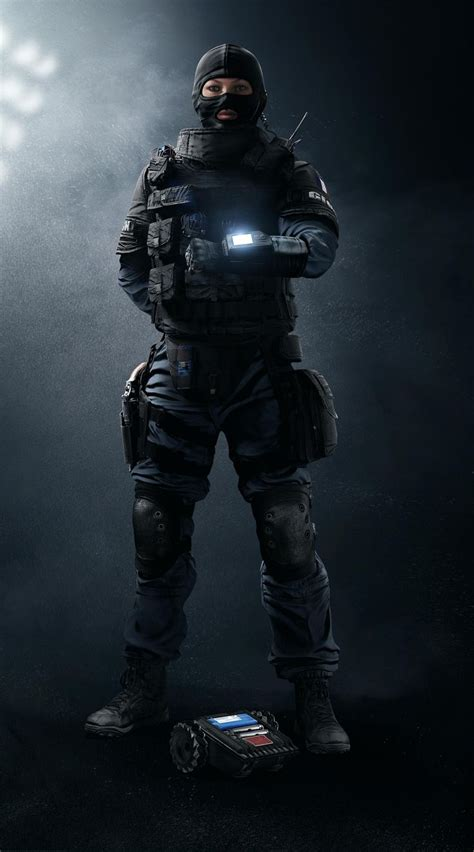 images  rainbow  siege  pinterest ash