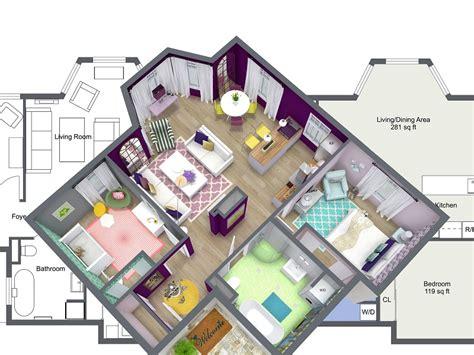 interior floor plans interior design roomsketcher