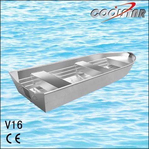 Aluminum Fishing Boats China by China 16ft Aluminum Bass Boat China Aluminium Boat