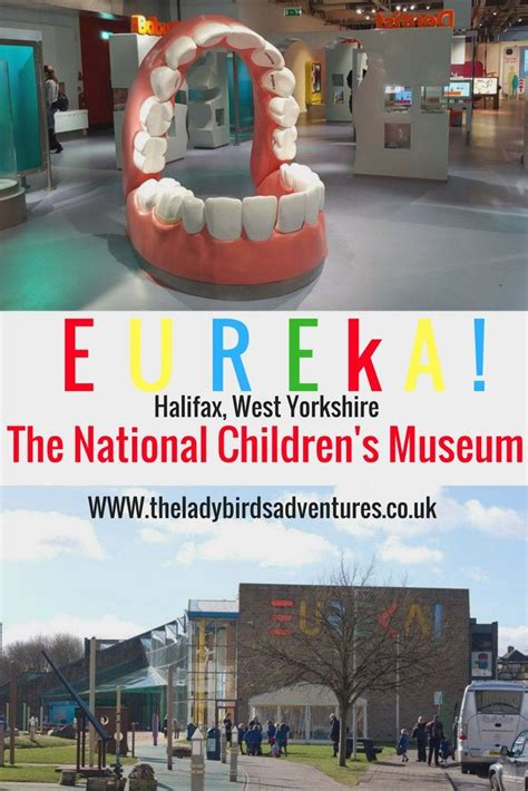 Eureka! The National children's museum | Days out with ...