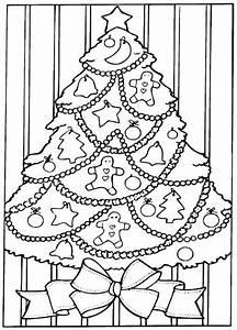 Dessin De Noel Gratuit A Imprimer Coloriage Noel Gratuit